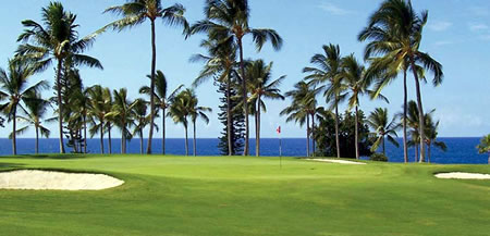 Kona Country Club - Hawaii Golf Courses