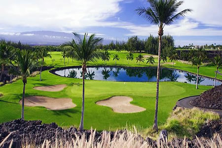 Waikoloa Resort Golf - Hawaii Golf Courses