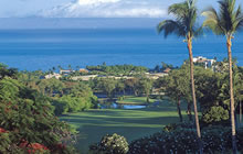 Wailea Golf Club, Blue Course