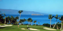 Wailea Golf Club, Emerald Course