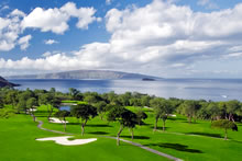 Wailea Golf Club, Gold Course