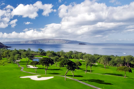 Wailea Golf Club - Gold Course
