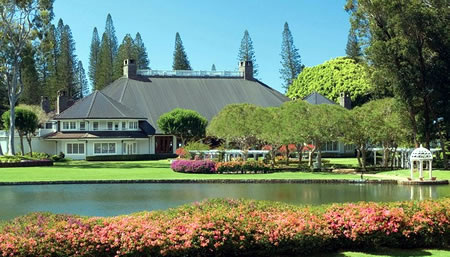 The Lodge at Koele - Lanai Resorts & Golf