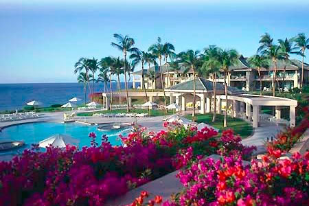 The Four Seasons Manele Bay Hotel Lanai Resorts Golf